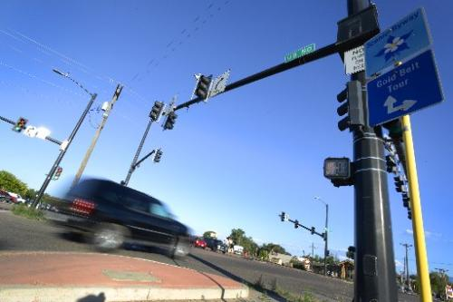 Red Light Enforcement Systems